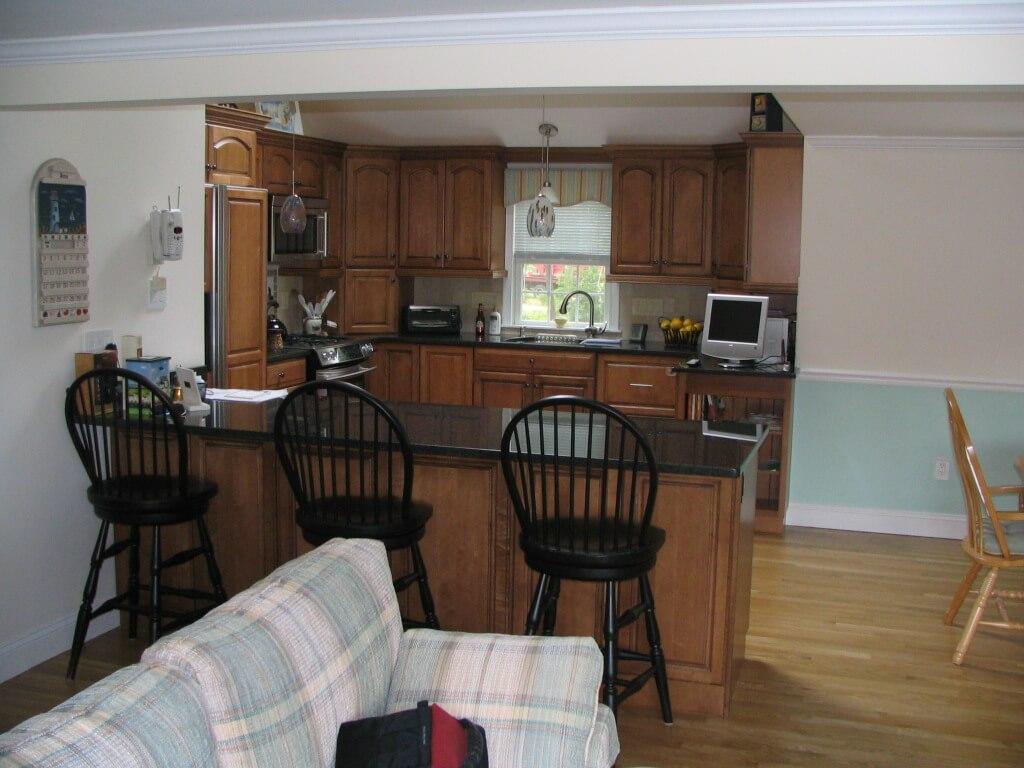 Kitchens - Bates Remodeling Stoughton Massachusetts 02072